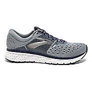 Mens Brooks Glycerin 16 Running Shoe - Grey/Navy 11