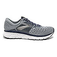Mens Brooks Glycerin 16 Running Shoe - Grey/Navy 13