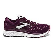 Womens Brooks Glycerin 16 Running Shoe - Purple/Pink/Grey 8.5