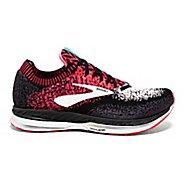 Womens Brooks Bedlam Running Shoe - Pink/Black/White 10.5