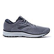 Mens Brooks Revel 2 Running Shoe - Black/White 10