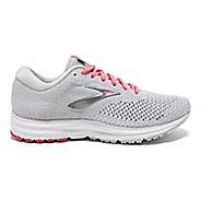 Womens Brooks Revel 2 Running Shoe - Black/Grey 10