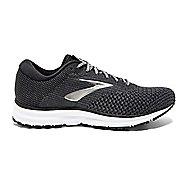 Womens Brooks Revel 2 Running Shoe - Black/Grey 7.5