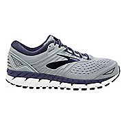 Mens Brooks Beast 18 Running Shoe - Grey/Navy 10