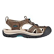 Womens Keen Venice Sandals Shoe - Dark Earth 6.5
