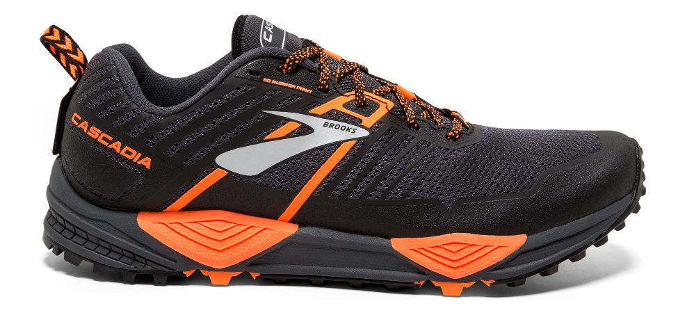 64b6cb47a Mens Brooks Cascadia 13 Trail Running Shoe at Road Runner Sports