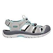Womens Keen Venice II H2 Sandals Shoe - Turquoise 9