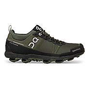 Mens On Cloudventure Midtop Running Shoe - Pine/Stone 7.5