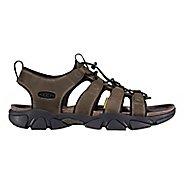 Mens Keen Daytona Sandals Shoe - Black Olive 10.5