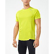 Mens 2XU XVENT Short Sleeve Technical Tops
