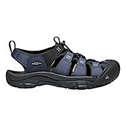 Mens Keen Newport Hydro Sandals Shoe - Grey 9