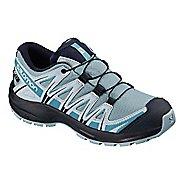 Kids Salomon XA PRO 3D CSWP J Trail Running Shoe - Cashmere Blue 2Y
