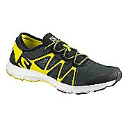Mens Salomon Crossamphibian Swift Running Shoe - Dark Spruce 13