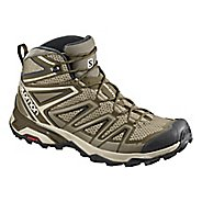 Mens Salomon X Ultra Mid 3 Aero Hiking Shoe