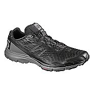 Mens Salomon XA Amphib Running Shoe - Phantom 10.5