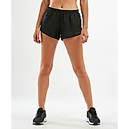Womens 2XU GHST 3-inch Unlined Shorts