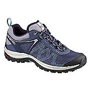 Womens Salomon Ellipse Mehari Hiking Shoe - Crown Blue 7.5