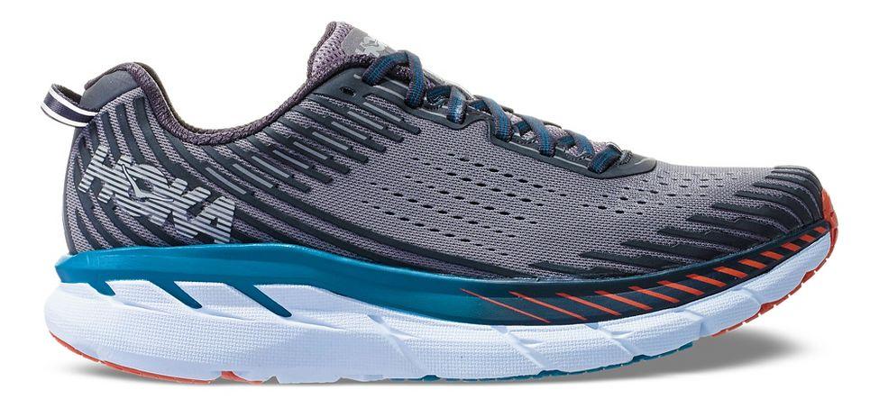 ca5abb73cfb55a Mens Hoka One One Clifton 5 Running Shoe at Road Runner Sports
