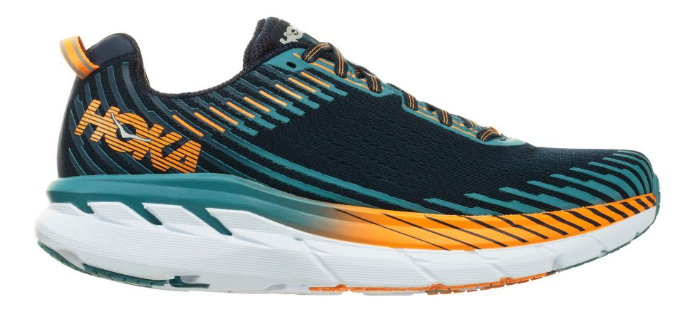 2b710aaef49 Mens Hoka One One Clifton 5 Running Shoe at Road Runner Sports