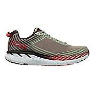 Womens Hoka One One Clifton 5 Running Shoe - Alloy/Metal 9