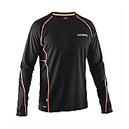 Mens Salming Running Tee Long Sleeve Technical Tops