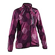 Womens Salming Ultralite 2.0 Running Jackets