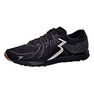 Mens 361 Degrees Bio-Speed 2 Running Shoe - Black/Ebony 10.5