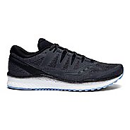 Mens Saucony Freedom ISO 2 Running Shoe - Black 9