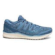Womens Saucony Freedom ISO 2 Running Shoe - Black 5.5