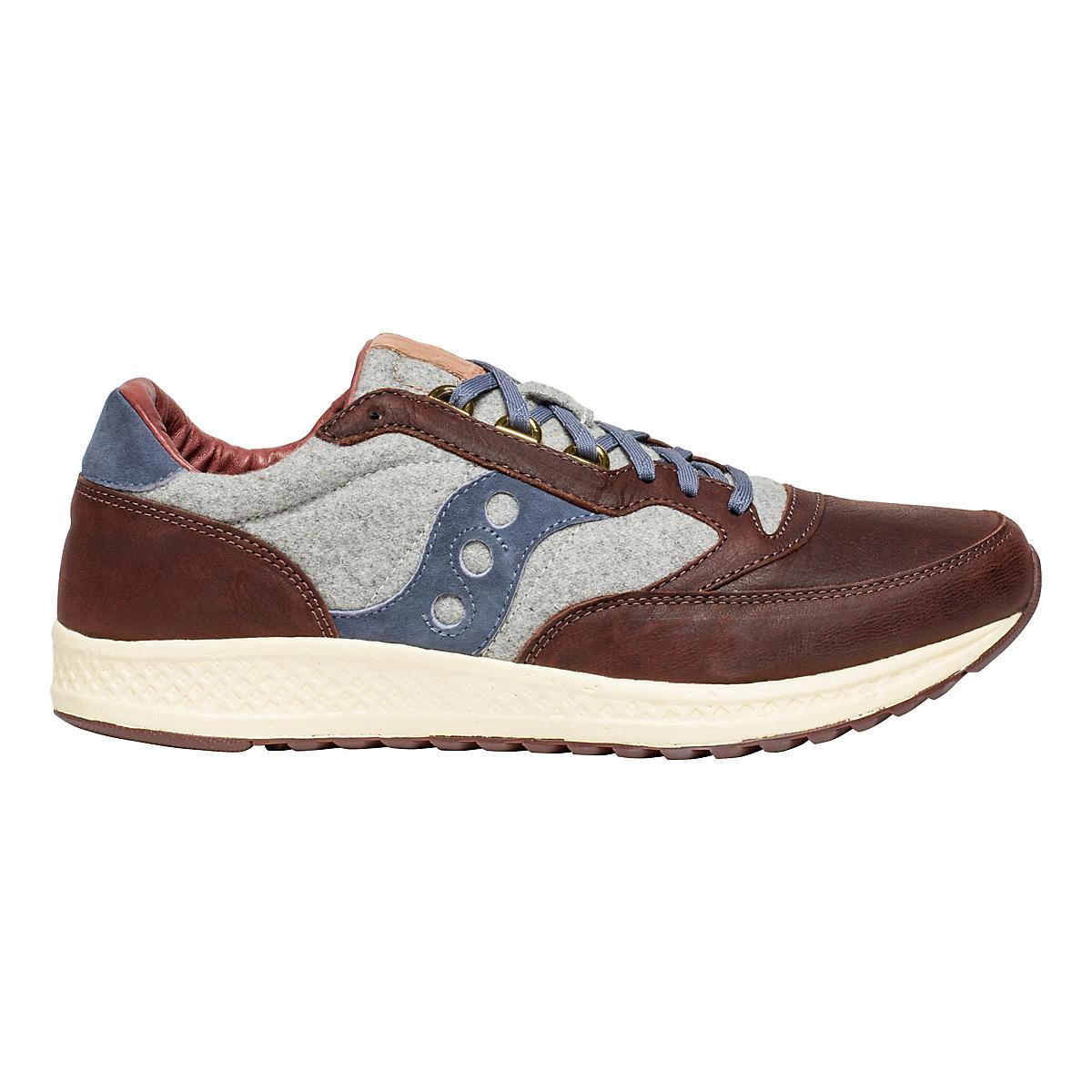 b1a689bc8a73 Mens Saucony Freedom Runner Ranger Casual Shoe at Road Runner Sports