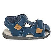 Boys See Kai Run Corey Sandals Shoe - Blue 7C