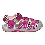 Girls See Kai Run Lincoln III Sandals Shoe - Magenta 13C