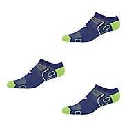 New Balance Technical Elite NBx Merino Wool No Show 3 Pack Socks