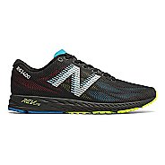 Mens New Balance 1400v6 Racing Shoe - Black/Polaris 11