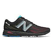 Womens New Balance 1400v6 Racing Shoe - Black/Pink Zing 9