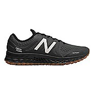 Mens New Balance Fresh Foam Kaymin Trail Running Shoe - Black/Phantom 7.5