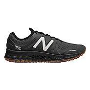 Mens New Balance Fresh Foam Kaymin Trail Running Shoe - Black/Phantom 9.5
