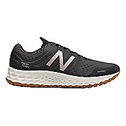 Womens New Balance Fresh Foam Kaymin Trail Running Shoe - Black/Phantom/Silver 7.5