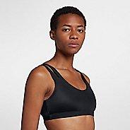 Womens Nike Indy Shine Bra - Black XL
