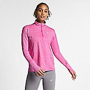 Womens Nike Element Top Half-Zips & Hoodies Technical Tops