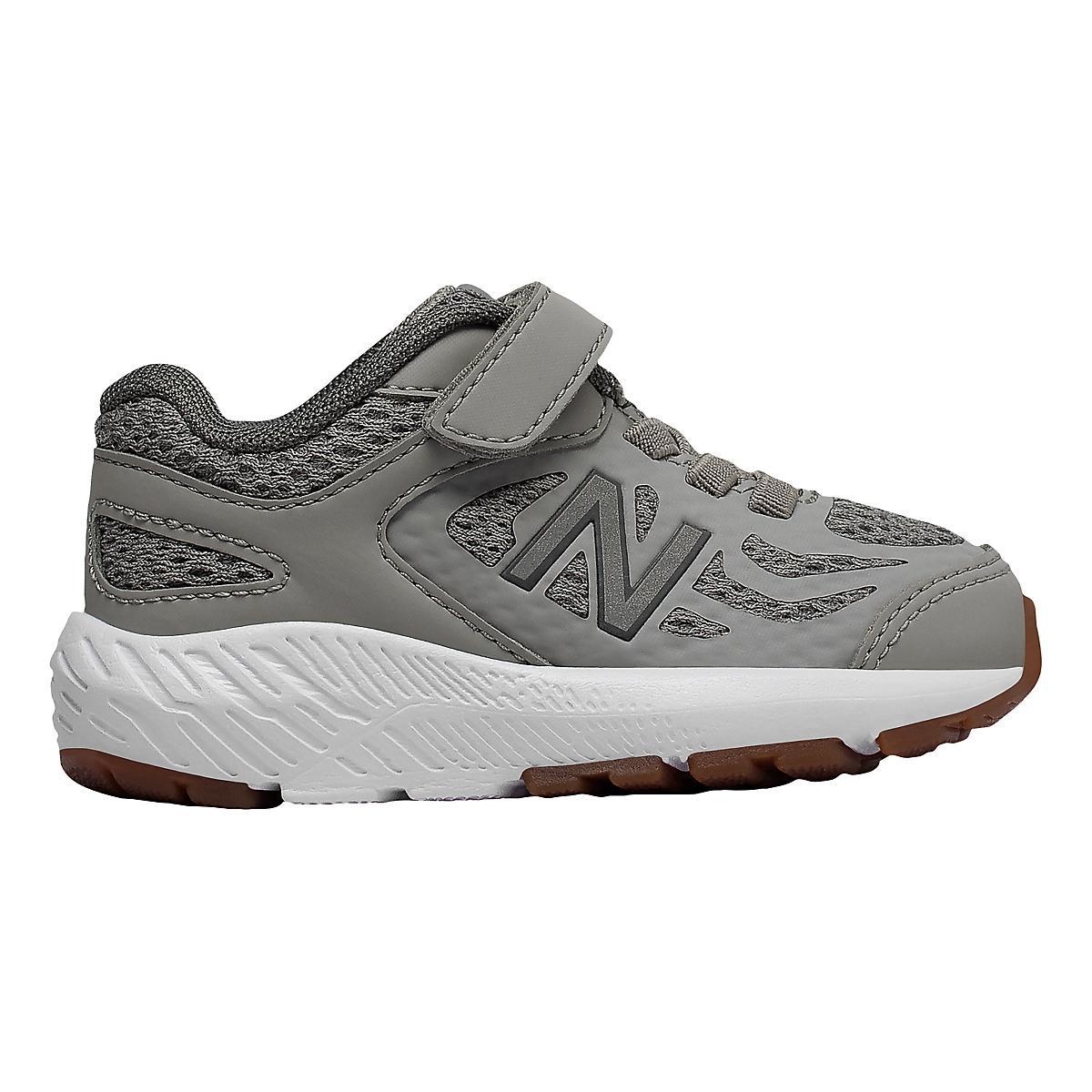 New Balance 519v1 Running Shoe(Children's) -Pigment/Pink Glo Cheap 2018 Newest I0zjQ5el