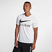 Mens Nike Dry JDQ Graphic Tee Short Sleeve Technical Tops