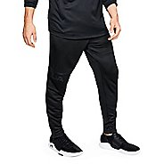 Mens Under Armour MK1 Terry Tapered Pants - Black/Anthracite M