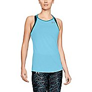 Womens Under Armour Streaker Strappy Sleeveless & Tank Technical Tops - Venetian Blue XL