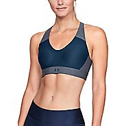 Womens Under Armour Vanish Mid Metallic Bras