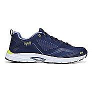 Womens Ryka Sky Bolt Walking Shoes - Blue/Yellow/Blue 7