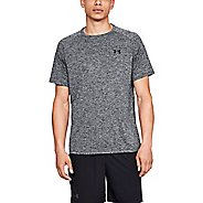 Mens Under Armour Tech Short Sleeve Technical Tops