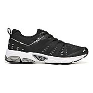 Womens Ryka Ultimate Form Running Shoe - Black/Silver/Pink 11