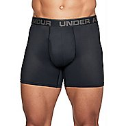 "Mens Under Armour Tech Mesh 6"" 2 pack Boxer Brief Underwear Bottoms"