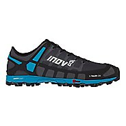Mens Inov-8 X-Talon 230 Running Shoe - Grey/Blue 9.5